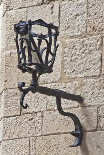 Forja Cal Biel - Teiera de la casa del Mestre de Novicis.