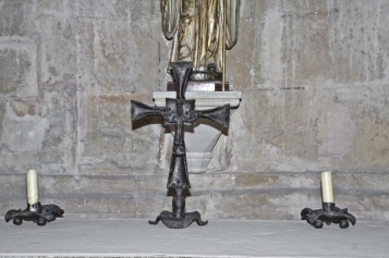 Forja Cal Biel - Conjunt d'espalmatòries i Majestat de la capella de Sant Bernat
