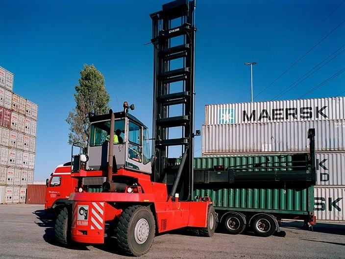 Tamesis Forklift -
