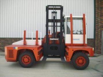Tamesis Forklift - CÀRREGA LATERAL