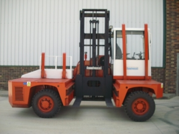 Tamesis Forklift - CARGA LATERAL