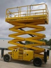 Tamesis Forklift - PLATAFORMAS
