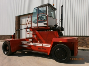 Tamesis Forklift - EMPTY CONTAINER HANDLERS