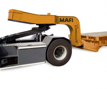 Tamesis Forklift - GOOSENECK