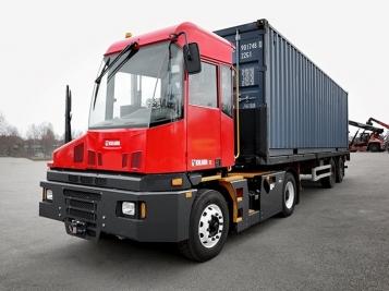 Tamesis Forklift - TERMINAL TRACTORS